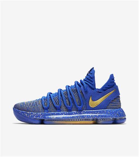 Sepatu Nike Air Zoom Kd X 10 nike zoom kd 10 x quot celebration quot 897815 403 shoe engine