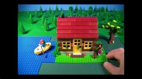 Lego Creator Log Cabin by Lego 5766 Review Log Cabin Creator
