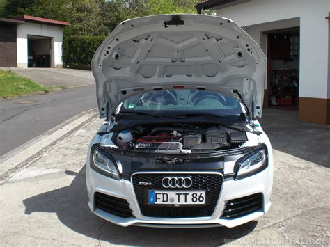 Audi Tt Motorhaube by Audi Ttrs Audi Tt Rs Roadster Review In Pictures Evo Audi