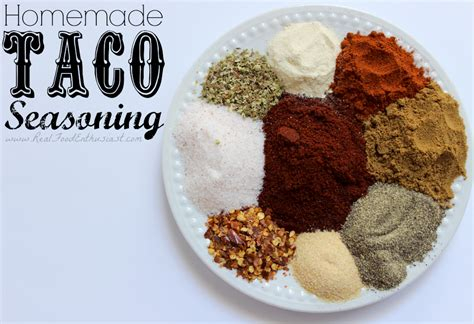 taco seasoning recipe dishmaps