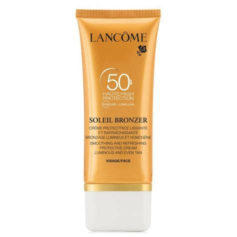 Sunscreen Lancome lanc 244 me soleil bronzer spf 50 50 ml