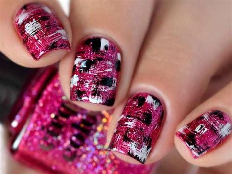 easy nail art designs on black base 10 diy nails ideas to shine brighter naildesignsjournal com