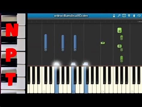 tutorial piano genesis piano tutorials youtube