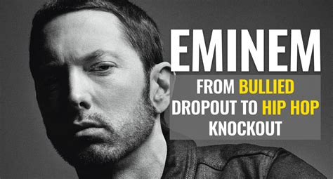 Eminem Biography In Hindi | video eminem s life story from bullied dropout to hip