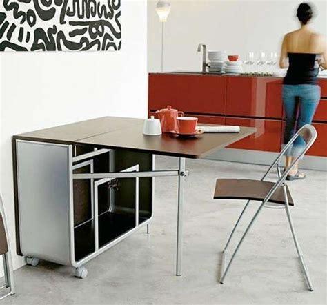 tavoli da cucina a scomparsa mobili pieghevoli per la cucina
