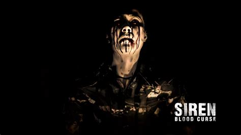 Blood Curse siren blood curse is terrifying you need to play it