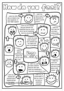 a s day quiz worksheet free esl printable how do you feel board worksheet free esl