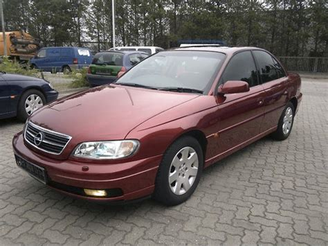 2003 opel omega photos informations articles