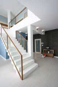 Glass Stairs Banisters Trends Of Stair Railing Ideas And Materials Interior