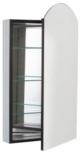 Robern M Series Medicine Cabinet - robern mt20d4apr m series arch plain mirror cabinet with