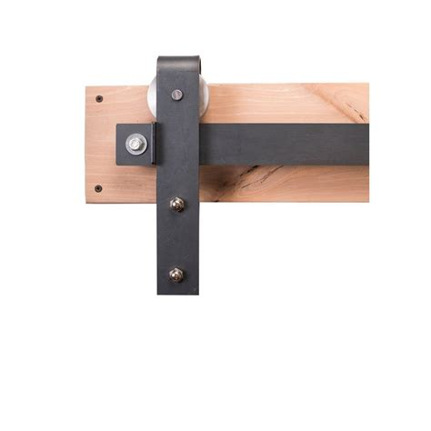 home hardware barn door hardware rustica hardware 84 in steel sliding barn door
