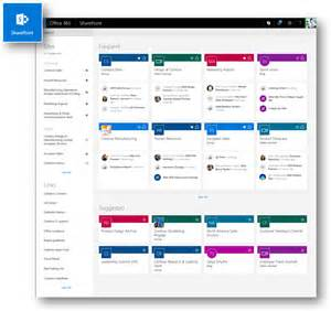 office 365 sharepoint templates sharepoint the mobile and intelligent intranet office blogs