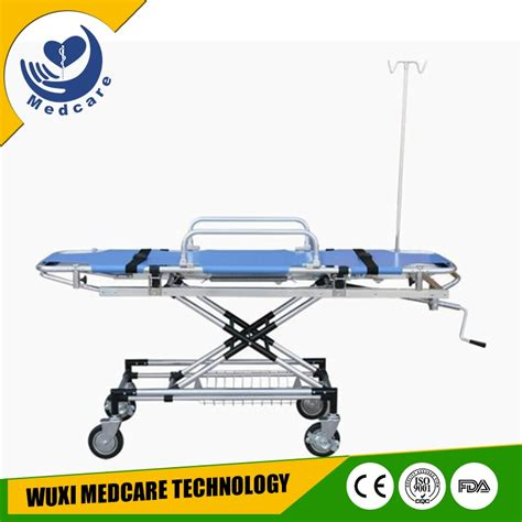 section 8 emergency transfer mtpt1 emergency adjustable transfer stretcher trolley
