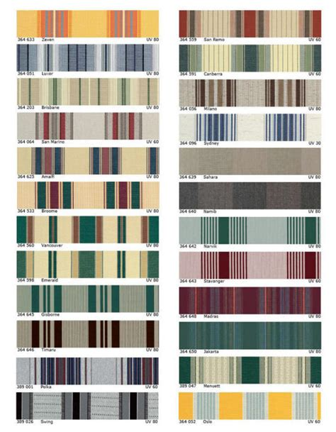 sunbrella awning colors sunbrella awning fabric colors images