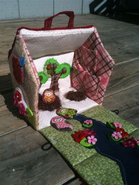 fabric doll house 41 best images about fabric dollhouses on pinterest fairy houses fabric dolls and