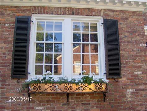 cast iron window box pontalba style window box