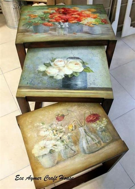 furniture decoupage paper 437 best sehpalar images on folding chair