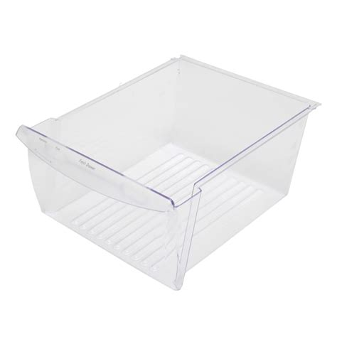 Frigidaire Crisper Drawer Replacement by New Frigidaire Refrigerator Crisper Drawer 240351061 Ebay