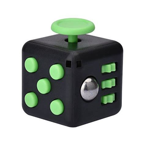 Fidget Cube Qualitas Premium 99 fidget cube spinner desk children anxiety adults stress relief cubes adhd ebay