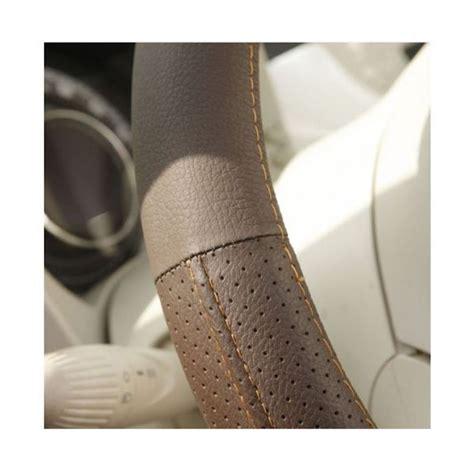couvre si鑒e grand confort couvre volant bdp grand confort cuir veritable