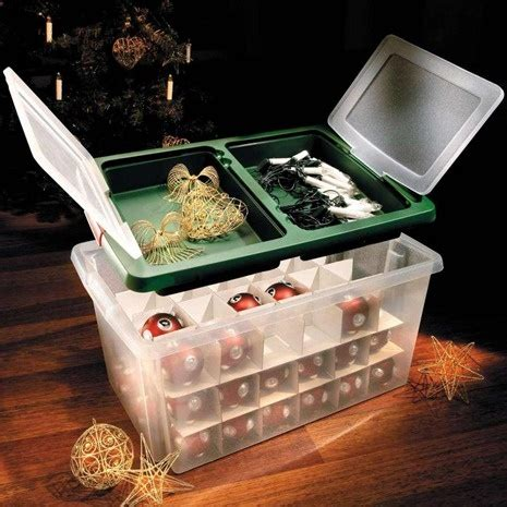 17 best images about christmas decoration storage on