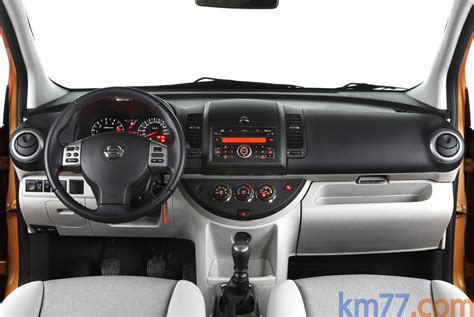 nissan note 2009 interior fotos interiores nissan note 2009 km77 com