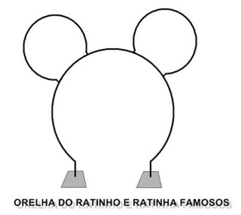 Balon Kepala Mickey by Tec Balloon Produtos