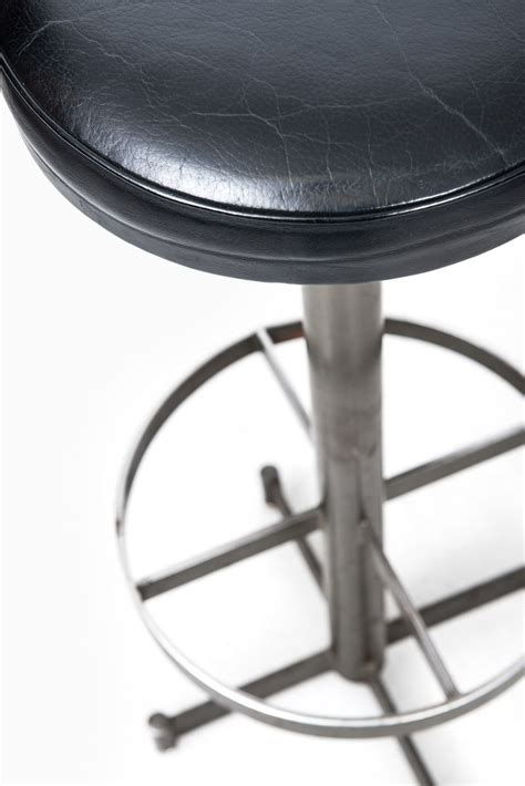 Industrial Bar Stool Set by Industrial Bar Stools 1960s Set Of 6 For Sale At Pamono