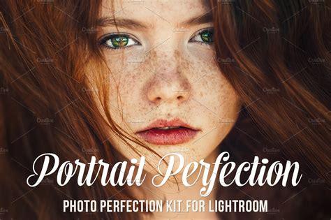 lightroom tutorial for portrait portrait lightroom presets and brush actions creative