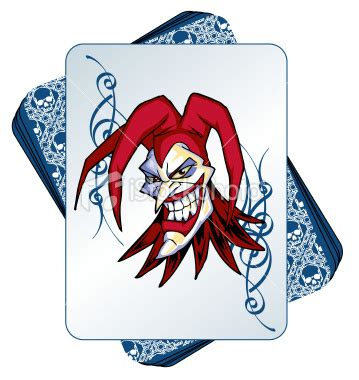 istockphoto wild joker in a deck of cards free images at