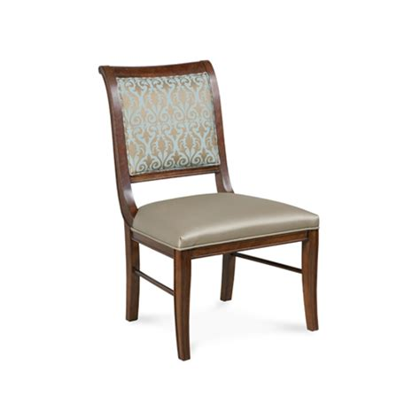 Inexpensive Side Chairs Fairfield 8736 05 Occasional Side Chair Discount Furniture