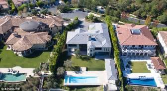kim kardashian house renovation kim kardashian and kanye west are selling their bel air mansion for 20 million after