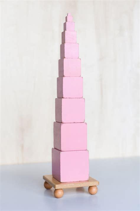pink tower montessorium