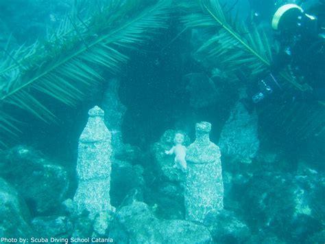 dive sicily scuba diving catania cats