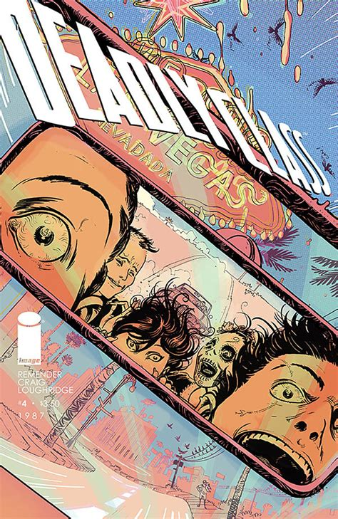 deadly class volume 6 books top 10 comic book covers of the month april 2014 ign