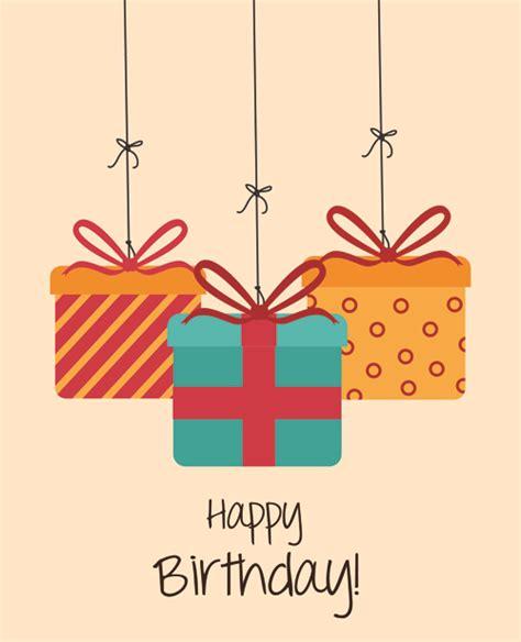 happy birthday card design template style happy birthday greeting card template 04