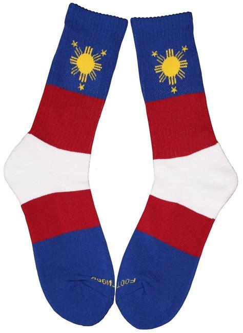 philippines socks flag banner decal elite nike