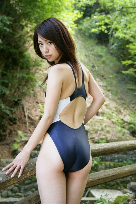 japanese swimsuit asian swimsuit models one piece derpfudge
