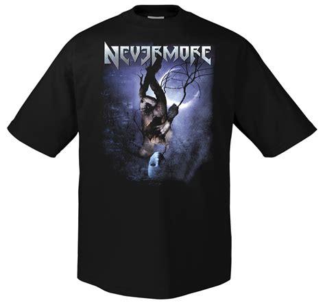T Shirt Nevermore nevermore dead t shirt rockzone