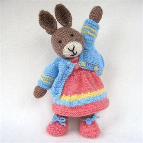 knit your own pet patterns for knitted toys crochet and knit