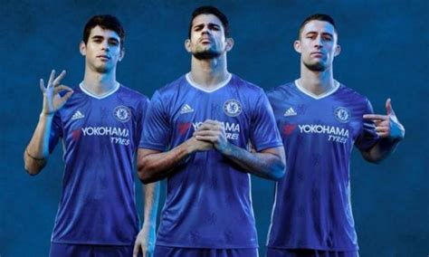 New Premier League Kits For The 201617 Season Every Official Strip | new premier league kits for the 2016 17 season every
