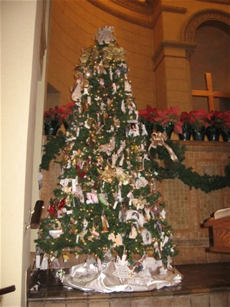 the tree of angels a most sacred christmas tree huffpost