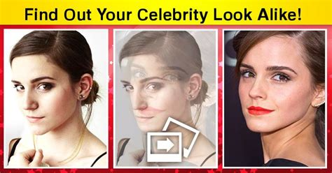 what is your celebrity look alike quiz find out your celebrity look alike
