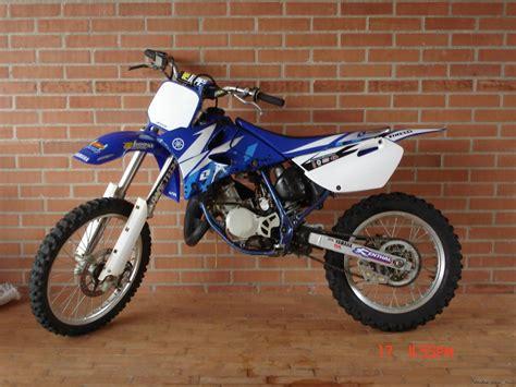 Gas Spontan Yamaha Yz 85 Orisinil yamaha yz85 2002 2003 autoevolution