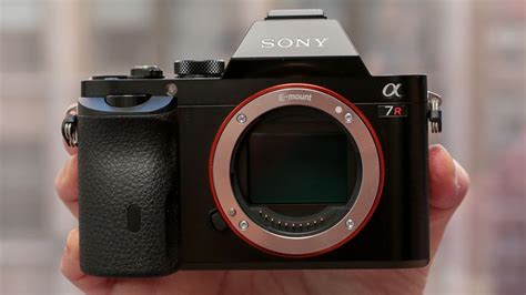 Ilce 7r Bq Ap2 Only 1 sony alpha ilce 7r a7r review cnet