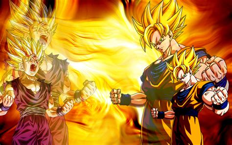 wallpaper dragon ball z gohan goku gohan wallpaper dragon ball z wallpaper 35713333