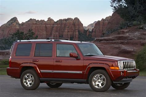 2006 Jeep Commander Price Range 2008 Jeep Commander Reviews Specs And Prices Cars