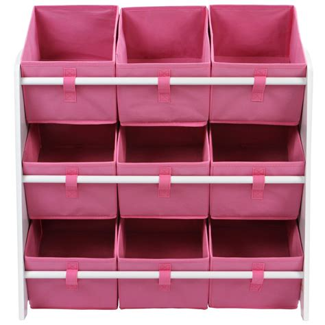 Kinderzimmer Regal Mit Boxen by Infantastic Kinderregal Mit Boxen Pink Kinderzimmer
