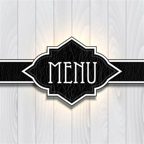 design banner menu menu design banner vector free download