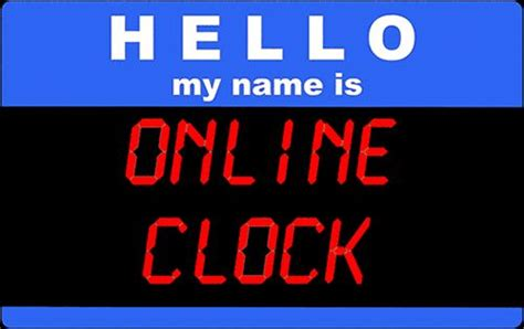 alarm clock about sitemap http onlineclock net about clocks